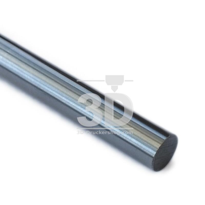 Präzisionswelle CF53 gehärtet geschliffen ISO h6 Stahl Ø4-Ø80mm 500mm Schritte
