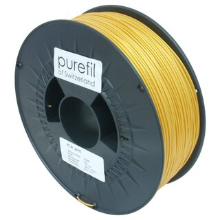 purefil PLA Filament - 1.75 mm - Gold - 1 kg