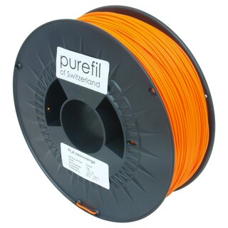 purefil PLA Filament - 1.75 mm - Neonorange - 1 kg