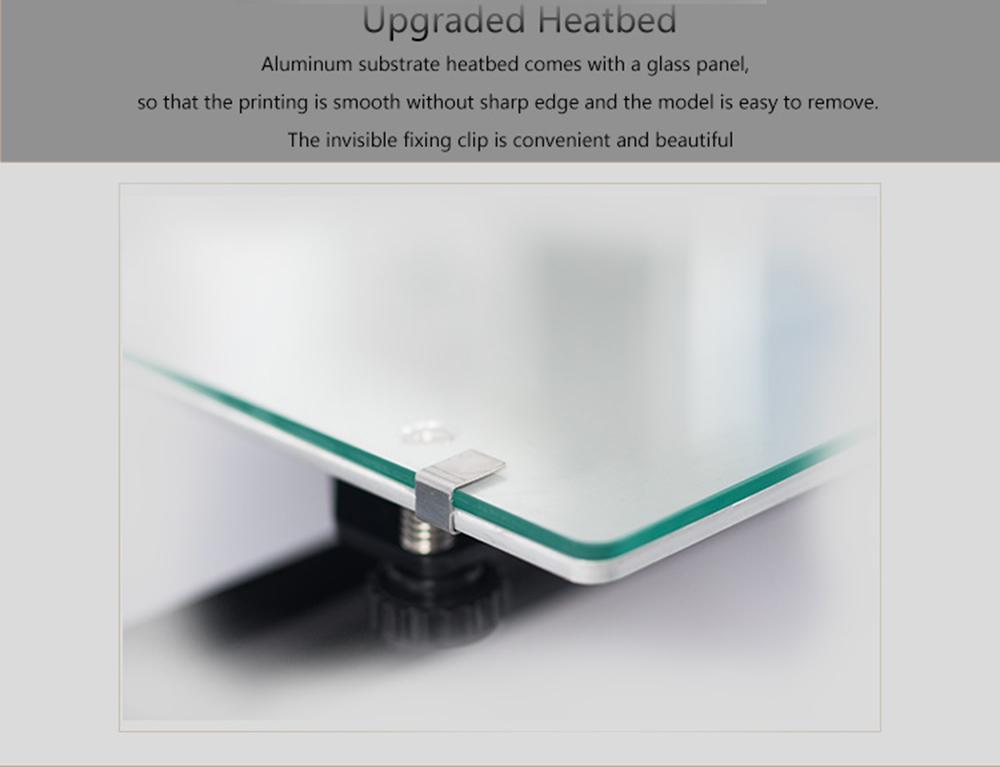 Anet A8 Plus 3D-Drucker Bausatz - 300x300x350mm - Verbautes Glasdruckbett
