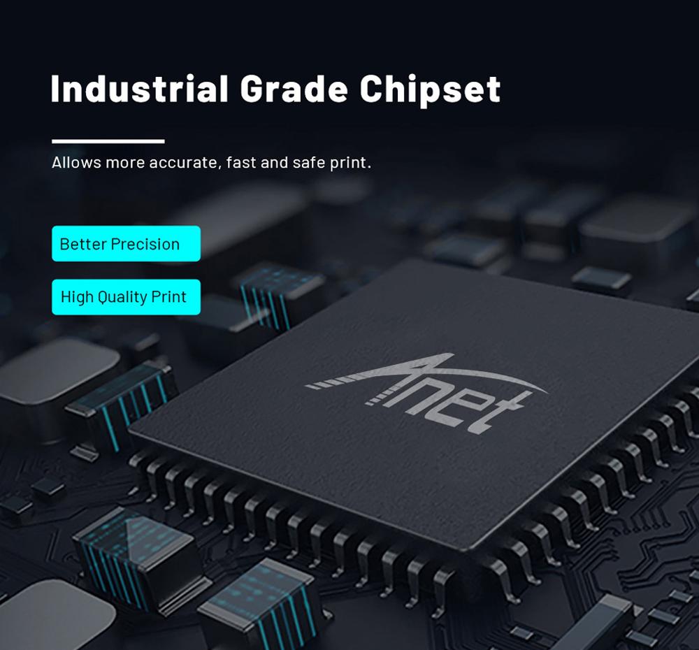 Anet ET4 3D-Drucker Bausatz - 220x220x250mm - Industrieller Chipsatz