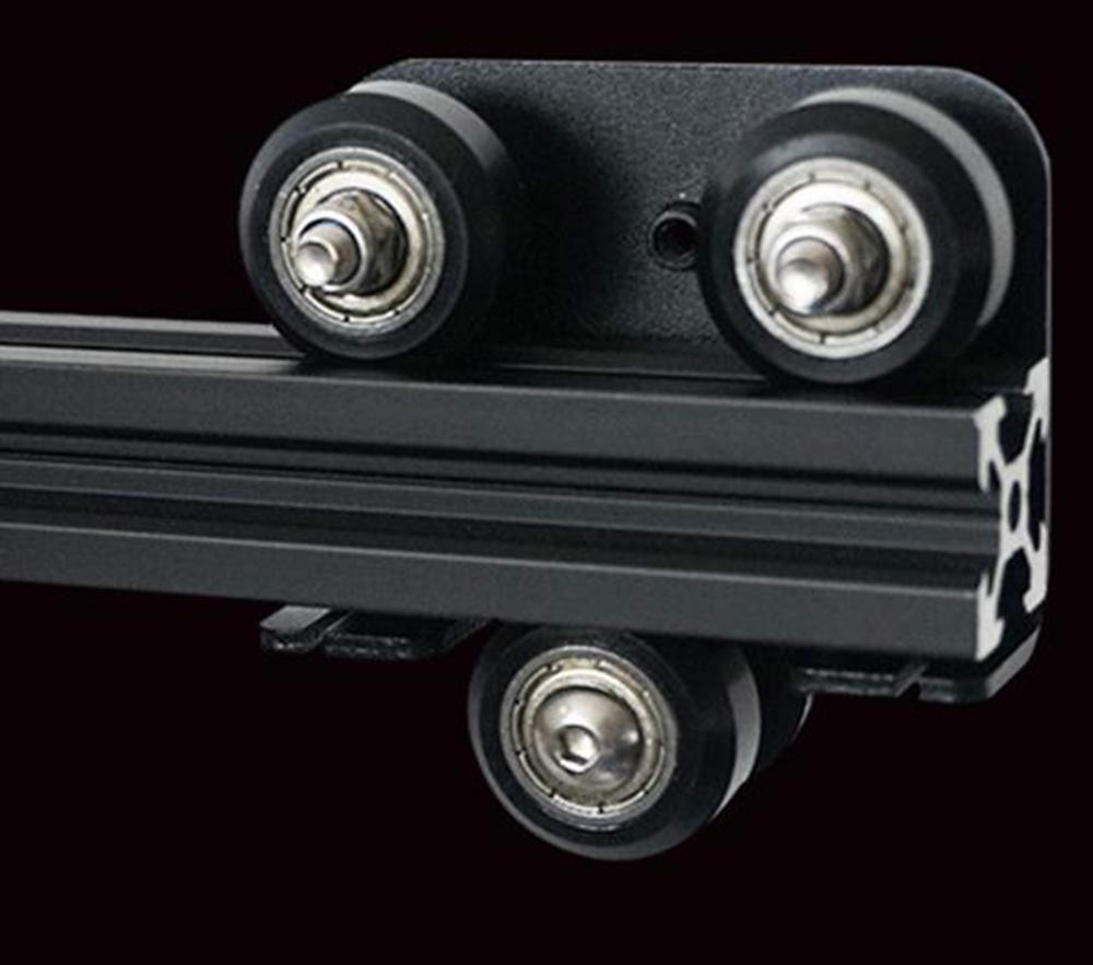 Creality3D CR-10-S4 3D-Drucker Bausatz - 400x400x400mm - V-Slot Profilführungen