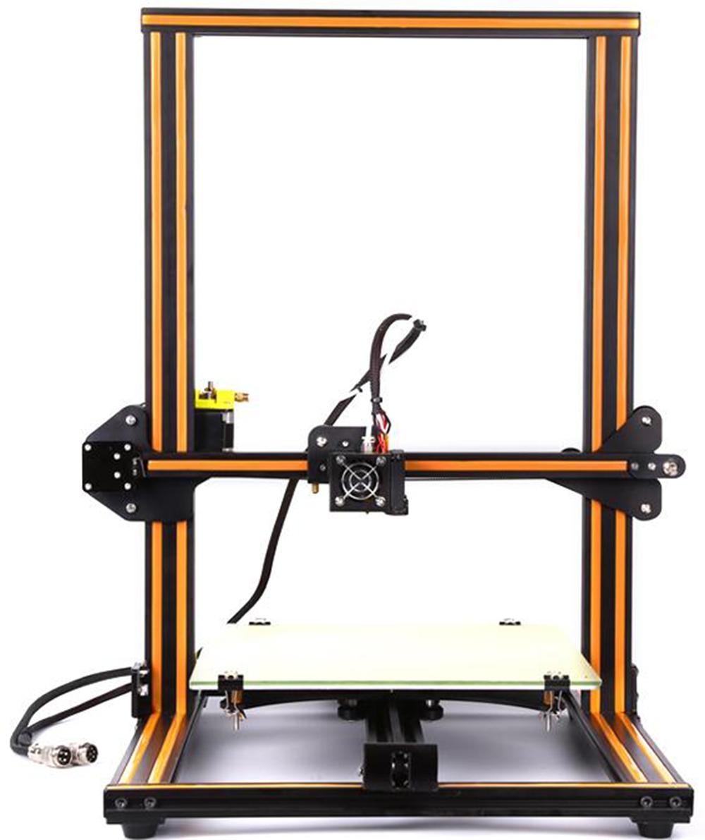 Creality3D CR-10-S4 3D-Drucker Bausatz - 400x400x400mm - 3D-Drucker ohne Steuereinheit