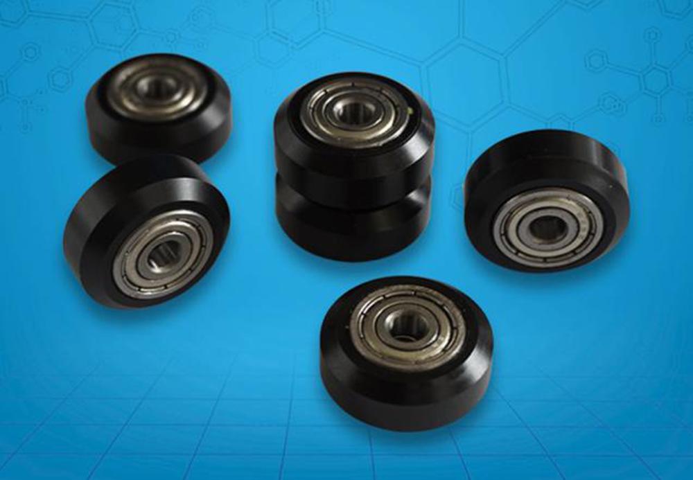 Creality3D CR-10-S5 3D-Drucker Bausatz - 500x500x500mm - Präzise Polymer Rollen