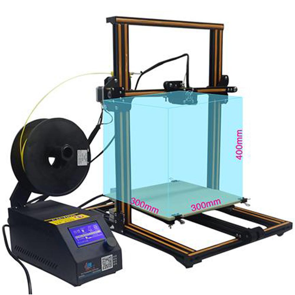 Creality3D CR-10S 3D-Drucker Bausatz - 300x300x400mm - Super Bauraumgröße