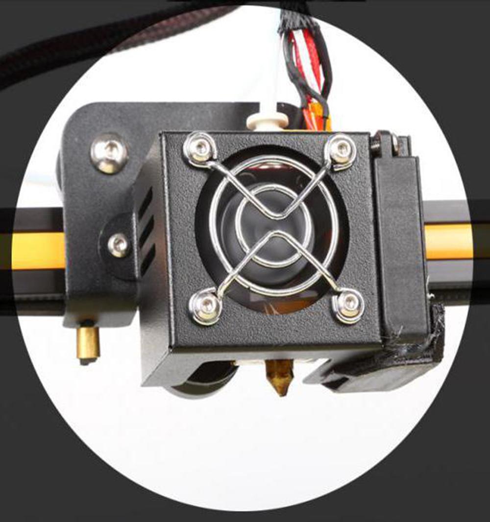 Creality3D CR-10S 3D-Drucker Bausatz - 300x300x400mm - Extruder Einheit