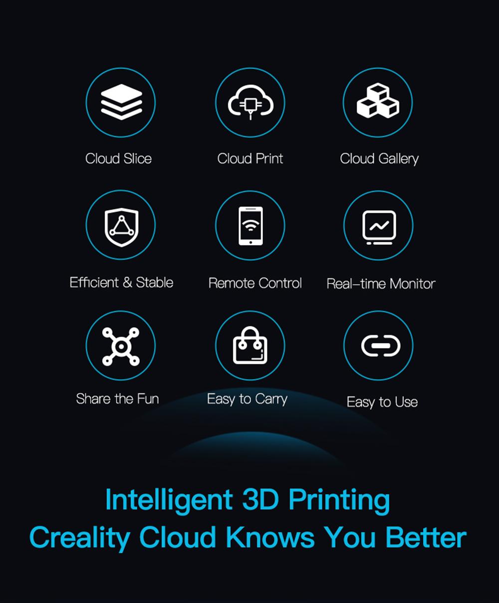 Creality3D WiFi Box CWB - Wichtige Funktionen im Überblick