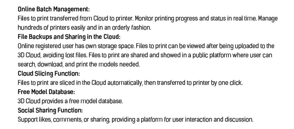 Flashforge Adventurer 3 3D-Drucker - 150x150x150mm - Cloud Funktionen